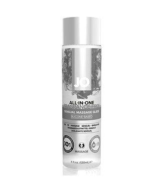 System JO System JO - All-in-One Sensual Massage Glide Ongeparfumeerd 120 ml