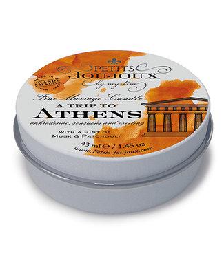 Petits Joujoux Petits Joujoux - Massagekaars Athens 33 gram
