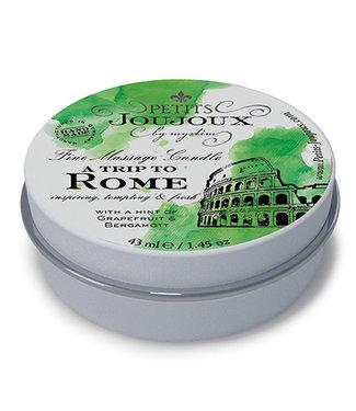 Petits Joujoux Petits Joujoux - Massagekaars Rome 33 gram