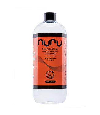 Nuru Nuru - Massage Gel met Nori Zeewier & Aloe Vera 1000 ml