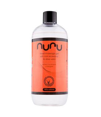 Nuru Nuru - Massage Gel met Nori Zeewier & Aloe Vera 500 ml