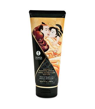 Shunga Shunga - Massage Creme Amandel 200 ml