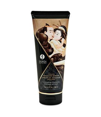 Shunga Shunga - Massage Creme Chocolade 200 ml