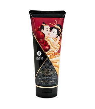 Shunga Shunga - Massage Creme Aardbei 200 ml