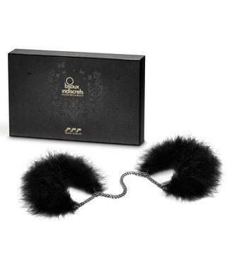 Bijoux Indiscrets Bijoux Indiscrets - Za Za Zu Veren Handboeien Zwart