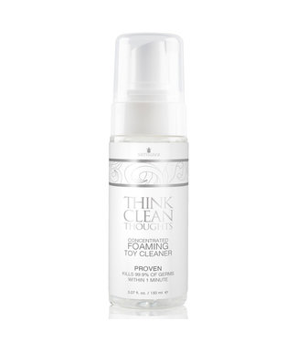 Sensuva Sensuva - Think Clean Thoughts Anti Bacterial Toy Cleaner Foaming 150 ml