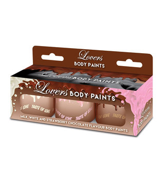 Spencer & Fleetwood Lovers Body Paints