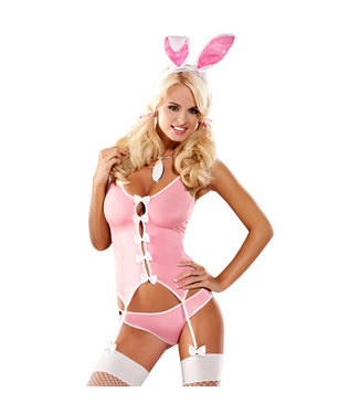 Obsessive Obsessive - Bunny Suit Kostuum L/XL
