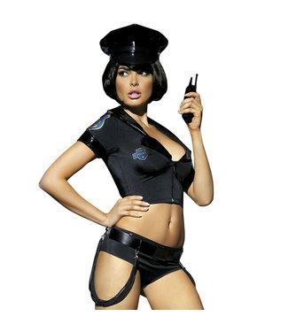 Obsessive Obsessive - Politie Set Kostuum S/M