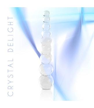 FeelzToys FeelzToys - Glazzz Glazen Dildo Crystal Delight