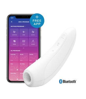 Satisfyer Satisfyer - Curvy 1+ Air Pulse Stimulator + Vibration Wit