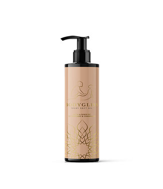 Bodygliss BodyGliss - Massage Collection Silky Soft Olie Aardbei & Champagne 150 ml