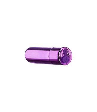 PowerBullet PowerBullet - Mini PowerBullet Vibrator 9 Standen Paars