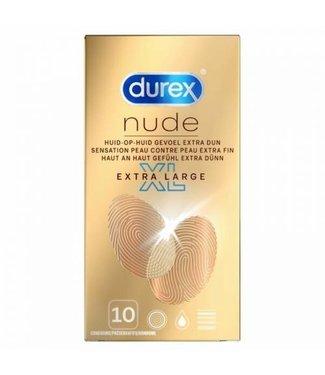 Durex Durex Condooms Nude XL - 10 stuks
