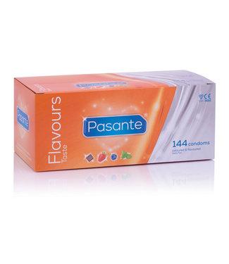 Pasante Pasante Flavours condooms - 144 stuks