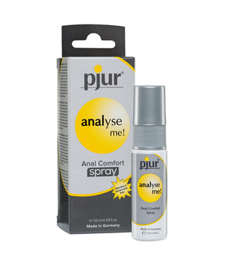 Pjur Pjur Analyse Me Anal Comfort Spray - 20 ml
