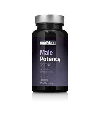 Coolmann CoolMann - Male Potency Potentie Pillen - 60 stuks