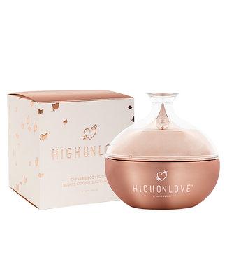 HighOnLove HighOnLove - Cannabis Lichaamsboter 200 ml