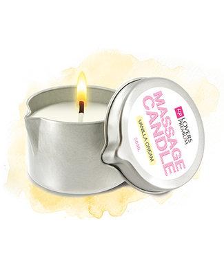 LoversPremium LoversPremium - Massagekaars Vanilla Cream