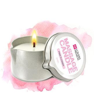 LoversPremium LoversPremium - Massagekaars Pink Flower
