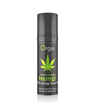 Orgie Orgie - Hemp! Intense Orgasm 15 ml