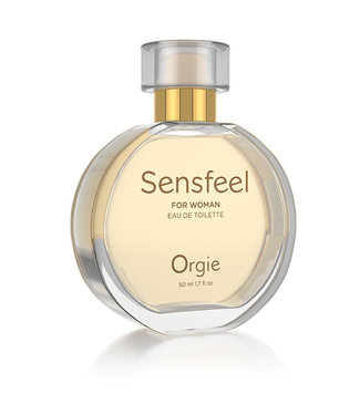Orgie Orgie - Sensfeel for Woman Feromoon Parfum Invoke Seduction 50 ml