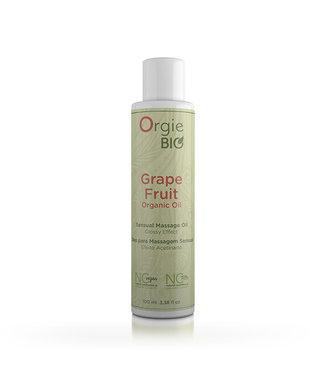 Orgie Orgie - Bio Organische Olie Grapefruit 100 ml