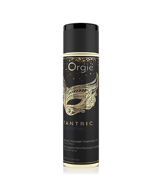 Orgie Orgie - Tantric Sensuele Massage Olie Fruity Floral Love Ritual 200 ml