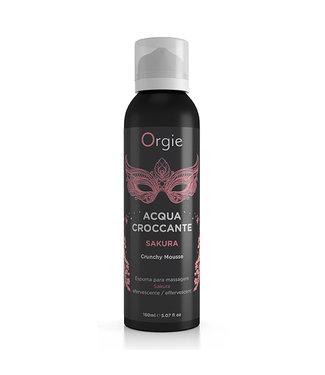 Orgie Orgie - Acqua Croccante Crunchy Mousse Kersenbloesem 150 ml