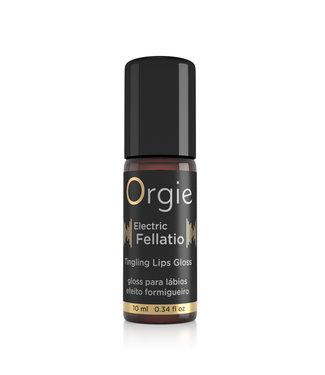 Orgie Orgie - Sexy Vibe! Electric Fellatio Vibrating Gloss 10 ml