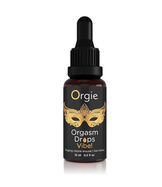 Orgie Orgie - Orgasm Drops Vibe! 15 ml