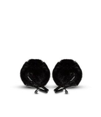 Noir Noir - Verstelbare Tepelklemmen - Zwart