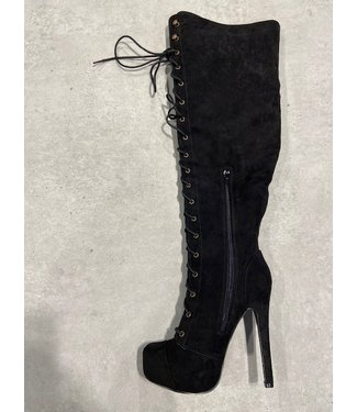 Wilady Boot With Drawstring