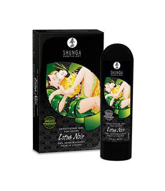 Shunga Shunga - Lotus Noir Stimulerende Gel