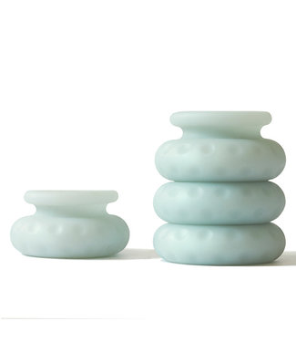 Ohnut Ohnut - Classic Soft Buffer Rings (Set van 4) Jade