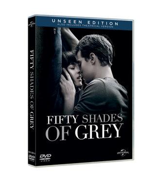 Fifty Shades of Grey Fifty Shades of Grey - The Unseen Edition DVD