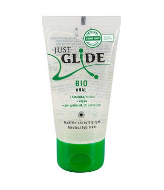 Just Glide Just Glide Bio Anaal Glijmiddel - 50 ml