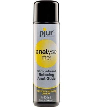 Pjur Pjur Analyse Me Anaal Glijmiddel Op Siliconenbasis - 100 ml