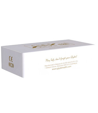 GLYDE Glyde Ultra Maxi Condooms - 100 stuks
