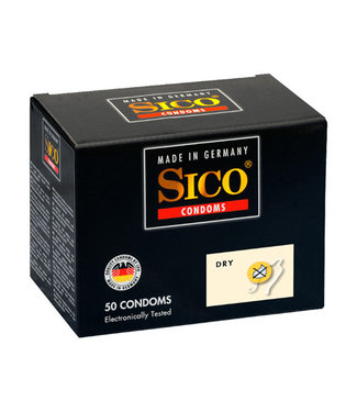Sico Sico Dry Condooms - 50 stuks