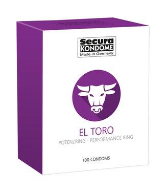 Secura Kondome Secura El Toro Condooms - 100 stuks