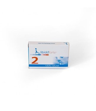 Libidoforte LibidoForte - Voor Mannen - 2 Capsules
