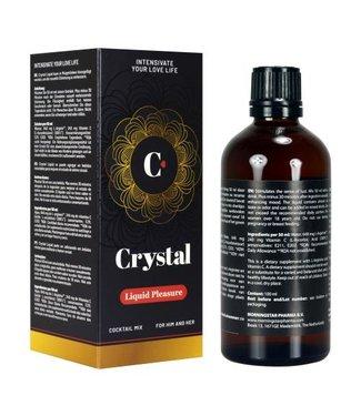 Morningstar Crystal - Liquid Pleasure Unisex - 100 ml