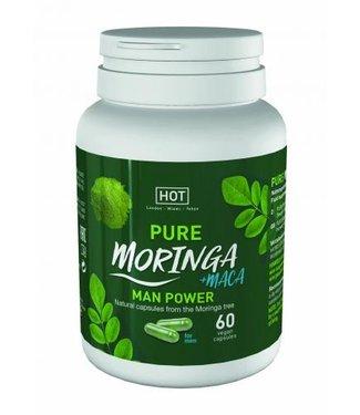 HOT HOT BIO - Moringa Man Power Capsules - 60 St.