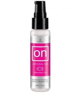 Sensuva On™ For Her Arousal Gel Ice - 30 ML.