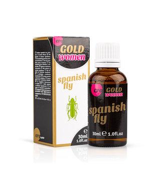 Ero by Hot Spanish Fly lustopwekker voor vrouwen - Gold strong 30 ml
