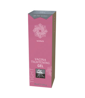 Shiatsu Vagina Verstrakkende Gel - 30 ml