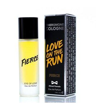 Eye Of Love Fierce Feromonen Spray - Man/Vrouw