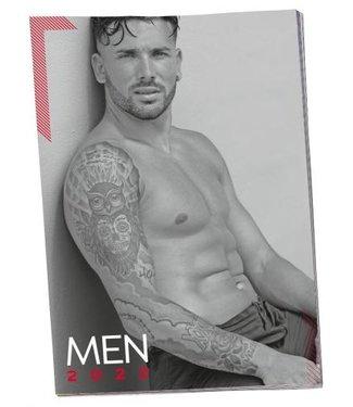You2Toys Pin-up Kalender Soft Men 2022