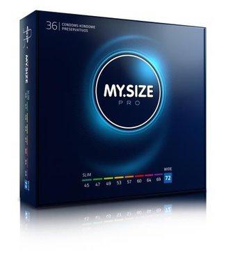 My.Size MY.SIZE Pro 72 mm Condooms 36 stuks